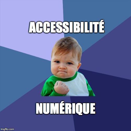 L'accessibilité numérique nous concerne tous